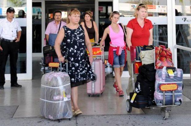 Antalya'daki Rus turist kaybı yüzde 96'ya ulaştı