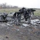 Ukrayna'da düşen yolcu uçağının enkazında Rus yapımı füze parçası bulundu