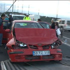 FSM'deki kaza trafiği olumsuz etkiledi