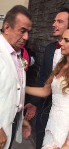 Erhan Yazıcıoğlu kızını evlendirdi