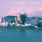 Norveç'te liman yapımı için patlattılar