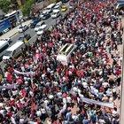 CHP'lilerin İstanbul'da AK Parti'ye yürümesine izin verilmedi