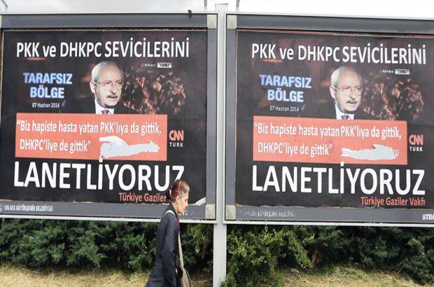 Siyasette 'billboard' polemiği