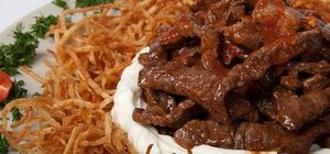Çökertme Kebabı nasıl yapılır?