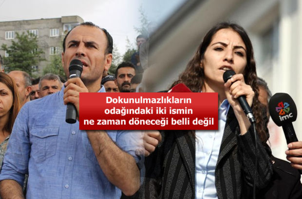 HDP'li iki vekil nerede?