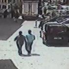 Beyoğlu'ndaki silahlı saldırının görüntüleri ortaya çıktı