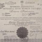 HDP, YSK'nın gönderdiği Cumhurbaşkanı'nın diplomasını paylaştı