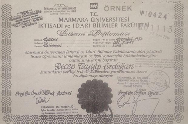 HDP, o diplomayı paylaştı