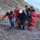Ayvalık'ta denizde kaybolan kişinin cesedi bulundu
