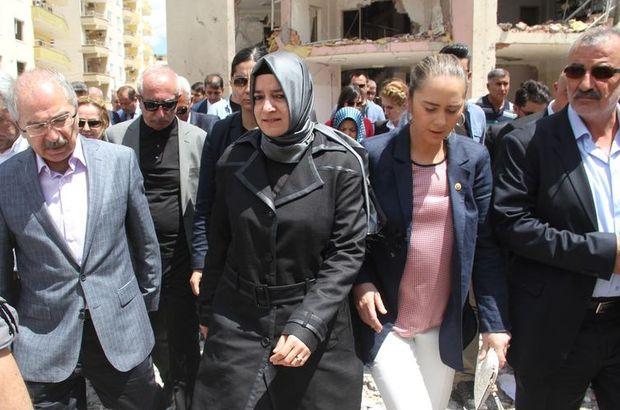 Aile ve Sosyal Politikalar Bakanı Mardin'de