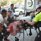 Kütahya'da şüphelileri kovalarken kazayla kendini vuran polis kurtarılamadı