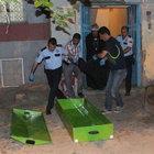 Elazığ'da bir kadın kapıyı kırıp eve giren eski kocasını öldürdü