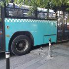 Beşiktaş'ta Özel Halk Otobüsü kaldırımda yürüyen yaşlı adamı ezdi