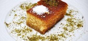 Sütlü Revani nasıl yapılır?