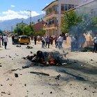 Tunceli'de bombalı araçla saldırı