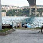Boğaziçi Köprüsü'nden atlayarak intihar etti