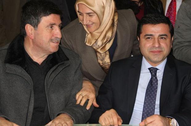 Selahattin Demirtaş'tan Altan Tan'a: Bu partiler kişilerle var olmadı, kişilerle de var olmaz