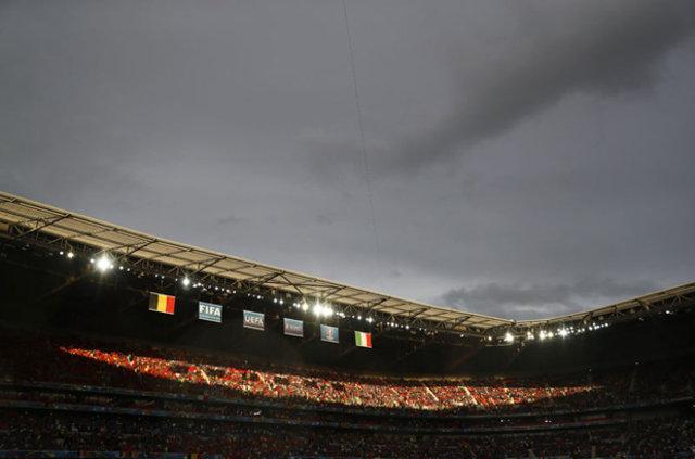 EURO 2016'da ilk maçların en iyi 11'i