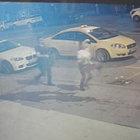 Beşiktaş'ta gece kulübündeki silahlı kavga kamerada