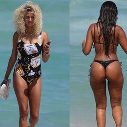 Miami'de güzeller geçidi