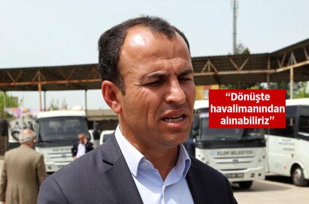 Kaçtığı söylenen HDP'li vekil ilk kez konuştu