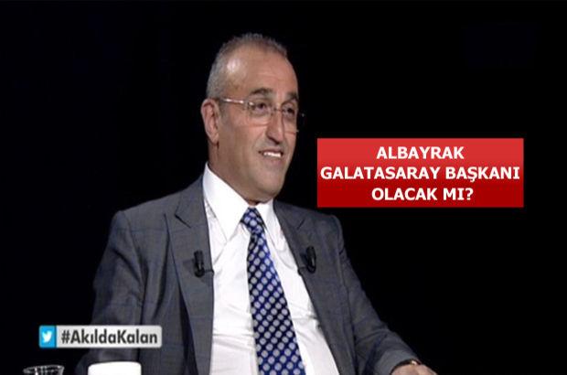 Abdurrahim Albayrak Habertürk TV'de