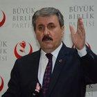 Mustafa Destici: Benim ülkem sapıklar ülkesi değil, gitsinler yürüyüşü nerede yapacaklarsa yapsınlar