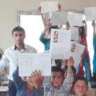 Mardin Susamlı Mezrası'nda kan davalı köyde 36 öğrenci karne alamadı