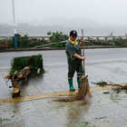 Çin'in güneyinde fırtına: 14 ölü, 7 kayıp