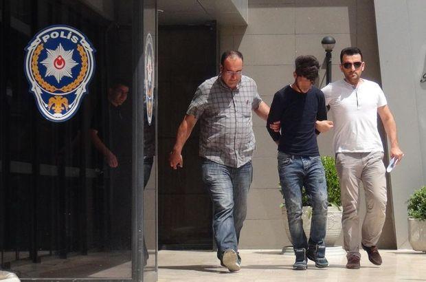 Bursa'da dolandırıcılık şüphelisi saçından yakalandı