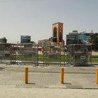 Taksim Meydanı'na polis bariyerleri getirildi