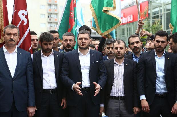 Alperen Ocakları'ndan İstanbul Valisi'ne teşekkür!