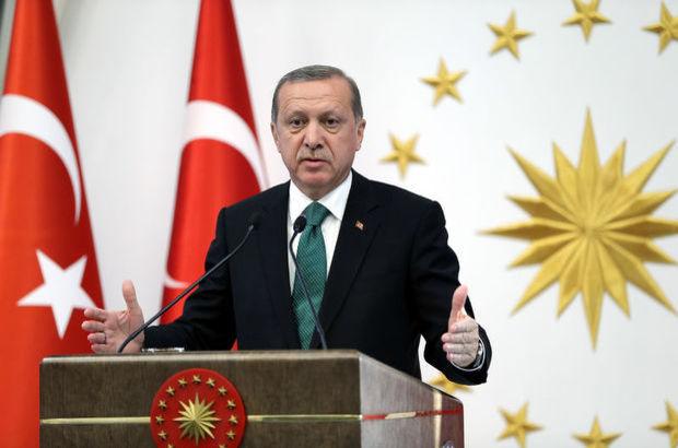 Cumhurbaşkanı Erdoğan: Gezi Parkı'na o tarihi eseri kazandıracağız