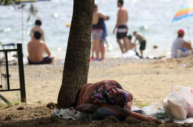 Bursa'da sıcaklık 38 dereceyi aştı