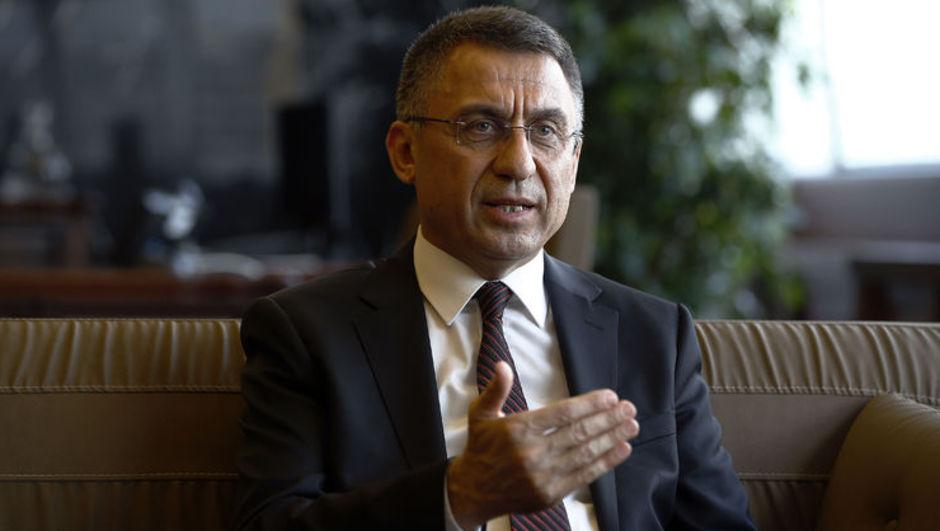 AFAD Başkanı Fuat Oktay, Başbakan Müsteşarlığına Atandı 33