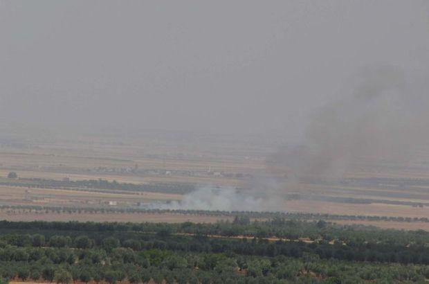 Suriye'de 6 IŞİD hedefi imha edildi, 8 militan öldürüldü