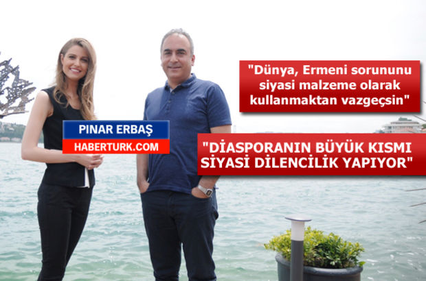 """""""Alman parlamentosunun kararı Ermeniler'i ilgilendirmiyor"""""""