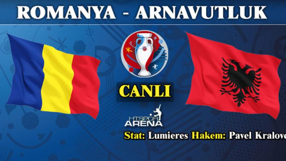 Romanya - Arnavutluk