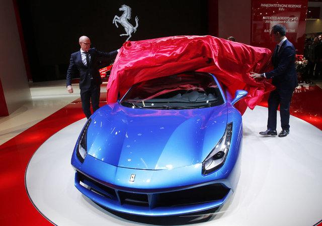 Ferrari 488 Spider, Türkiye'de de satışa sunuldu