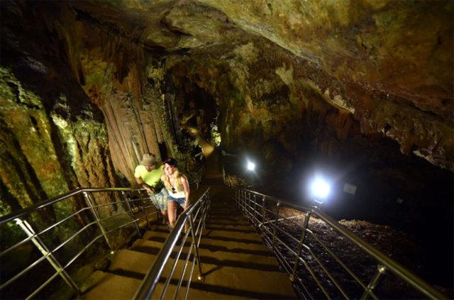 """Yerin 15 metre altındaki """"şifa"""" mağarası, Mersin Astım Mağarası"""