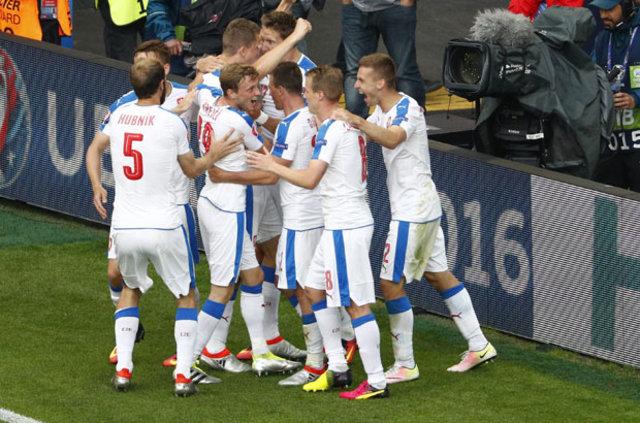 EURO 2016'ya damga vuran olay!