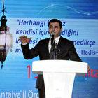 Selahattin Demirtaş: Bize davetiye falan göndermeyin kardeşim, gelmeyeceğiz