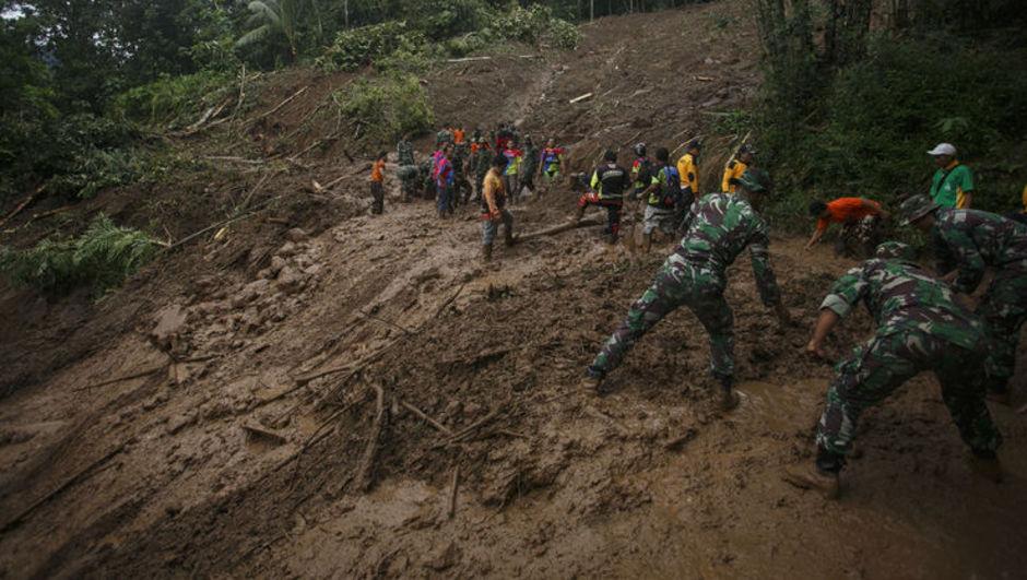 Endonezya Orta Cava bölgesi