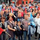Köln'de CHP'liler Kılıçdaroğlu'na destek olmak için toplandı