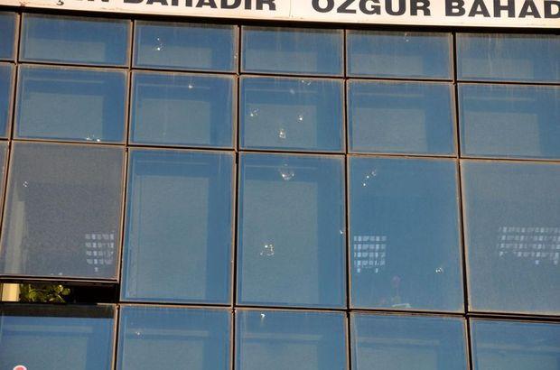 CHP binasını taşlayan sanık Muhammet Y.: Düşünce özgürlüğümü yerine getirdim