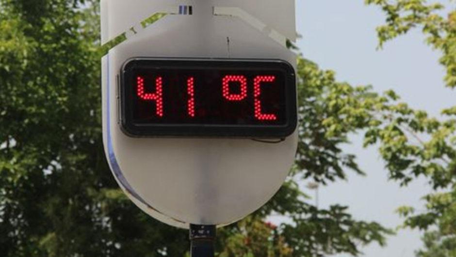 Sıcak hava Yrd. Doç. Dr. Başak Bayram Sıcak çarpması