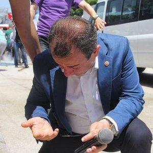 CHP'Lİ VEKİL GAZDAN ETKİLENDİ