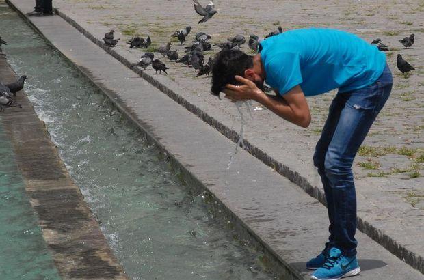 İzmir sıcak hava