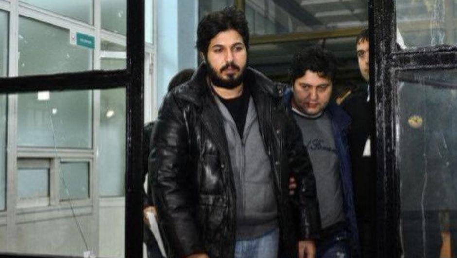 Reza Zarrab, Rıza Sarraf