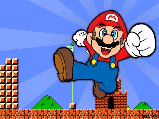 Süper Mario geri geliyor!